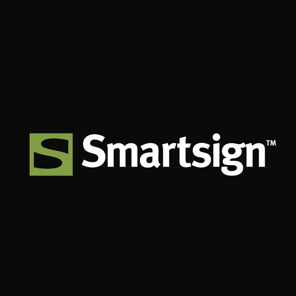 SMARTSIGN digital signage software CMS
